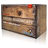Cheese Making Kit - make more than 25 different Artisan Cheeses