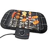 Beini Portable Electric Smokeless Portable BBQ Indoor Barbecue...