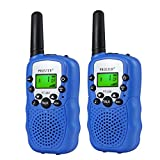 Children Walkie Talkies 2 pcs Long Range Kids Walky Talky 8...