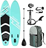 "FBSPORT Stand Up Paddle Board, 6"" Thick SUP Board, 10' x 30' x..."