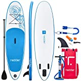 redder 10ft Paddle Board VORTEX Inflatable Stand-Up Paddle Board...