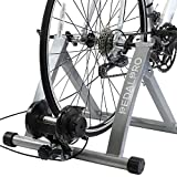 PedalPro Magnetic Bicycle Turbo Trainer with Variable Speed...