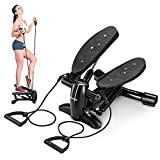 DACHUANG Steppers for Exercise, Exercise Step Machine with LCD...