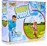 KreativeKraft Giant Bubbles Kit, Outdoor Games For Kids With 4...