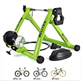 Bike Trainer Stand, Heavy Duty Stable Bike Stationary Riding...