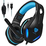 Stynice Gaming Headset with Noise Cancelling for Xbox...