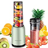 TEMINICE Professional Personal Countertop Blender for Milkshake,...