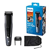 Philips Series 5000 Beard and Stubble Trimmer/Hair Clipper (0.4...