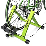 Relaxdays Indoor Bicycle Resistance Trainer, 6 Gears, for 26-28'...