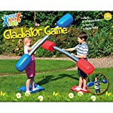 Kids Inflatable Gladiators Baton Duel Game