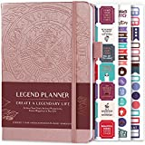 Legend Planner – Deluxe Weekly & Monthly Life Planner to Hit...
