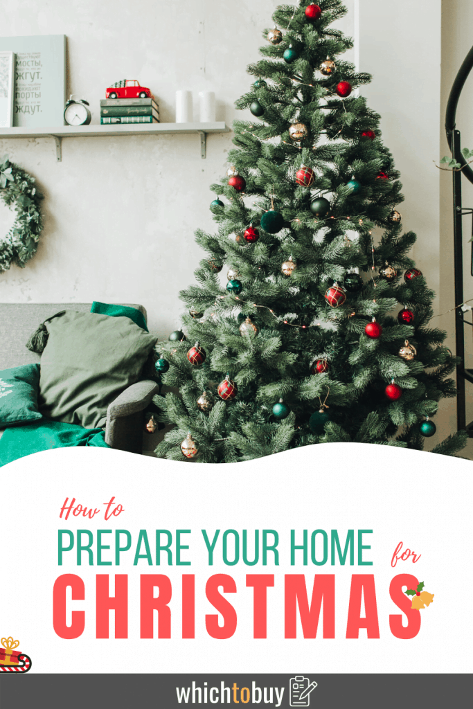 Prepare your home for Christmas