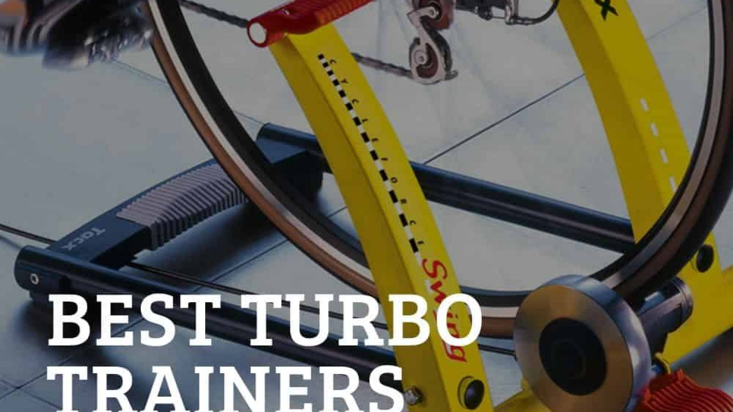 5 of the Best Turbo Trainers on the Market