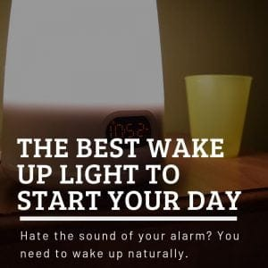 best wake up light alarm