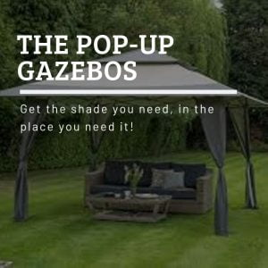 Best Pop Up Gazebos
