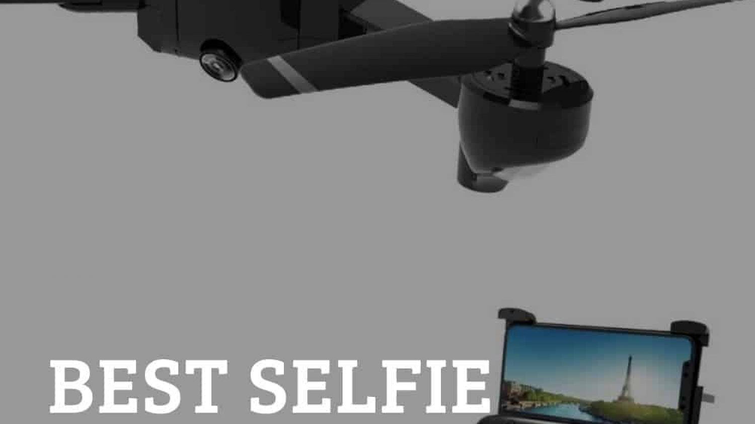 The Best Selfie Drones For The Perfect Group Shot