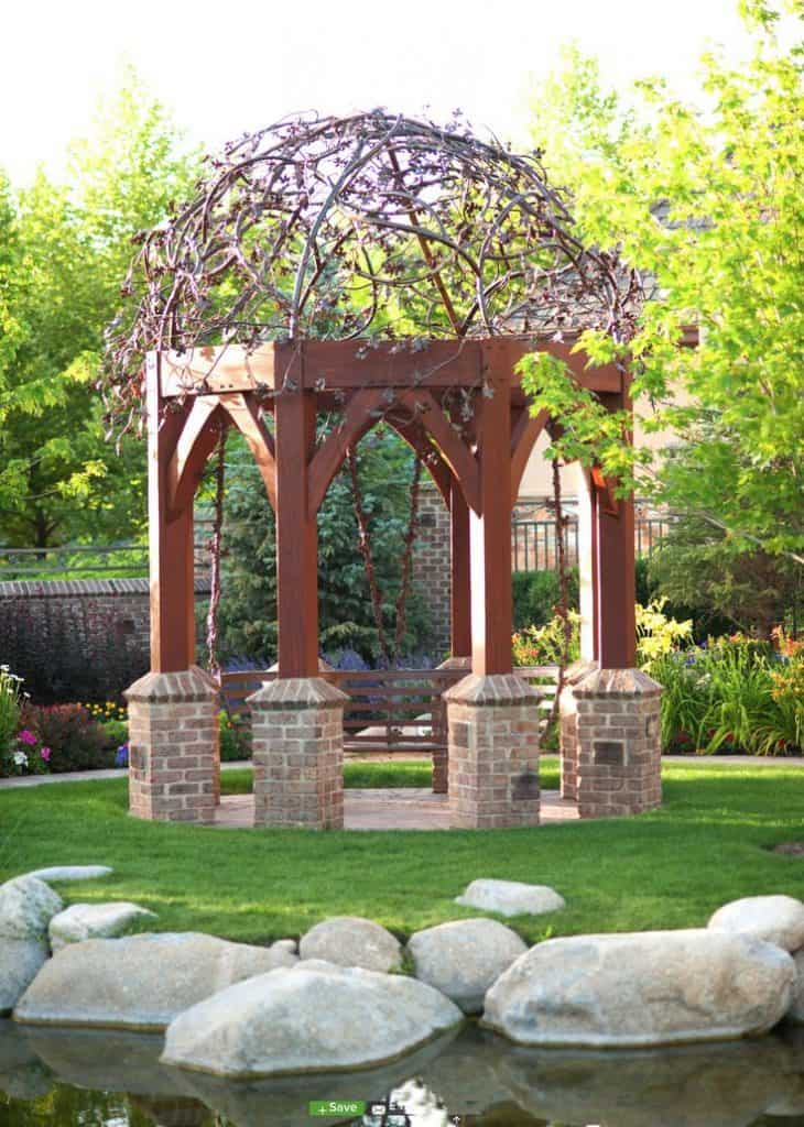 garden gazebo ideas