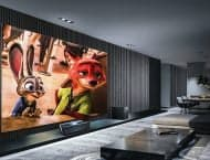 how do home theater projectors work