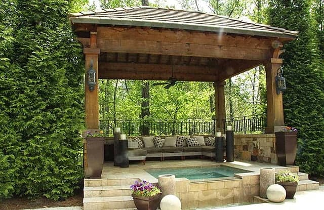 Open Air Gazebo Ideas