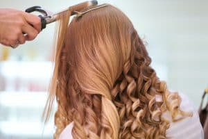 how to use tongs on short hair