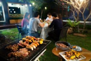 bbq party games for adults