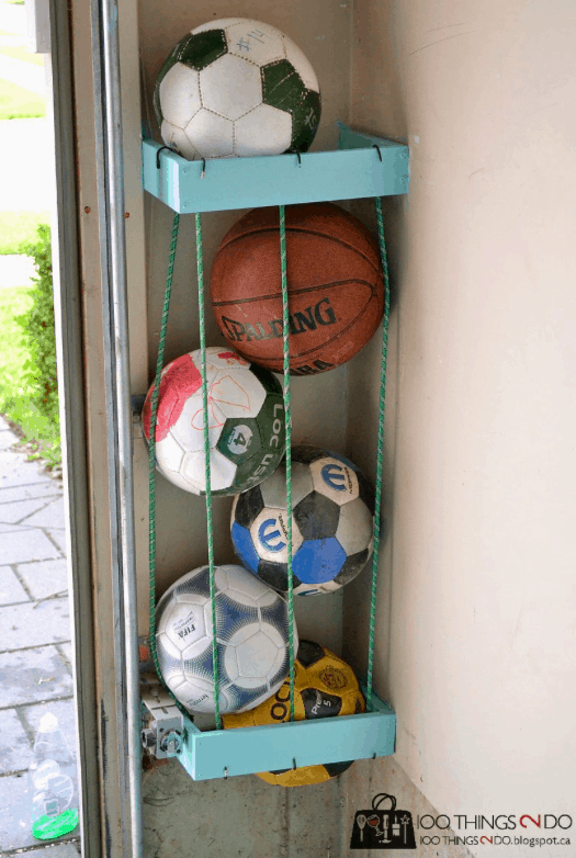 outside toy storage