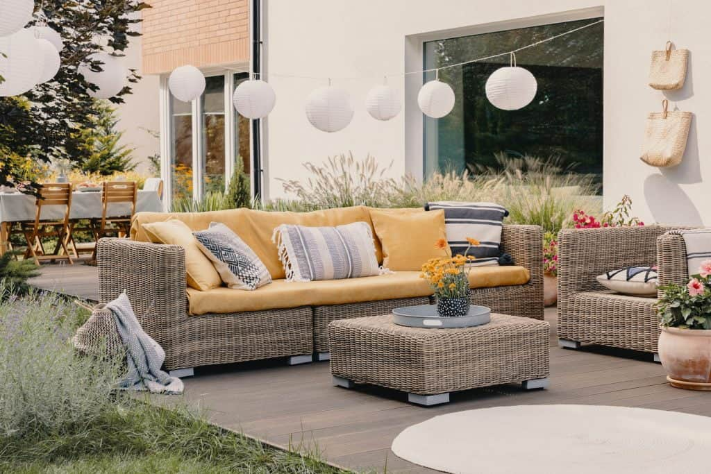 garden furniture for your patio