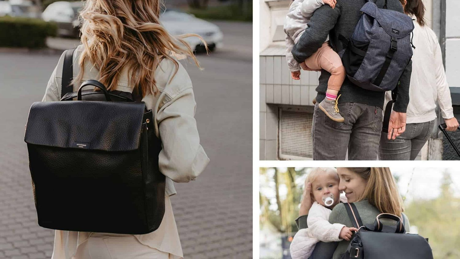 Top 5 Baby Changing Bags that Are Both Practical & Stylish