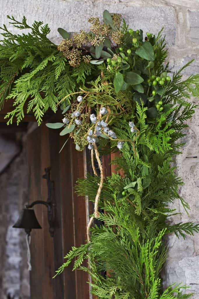 christmas garden ideas